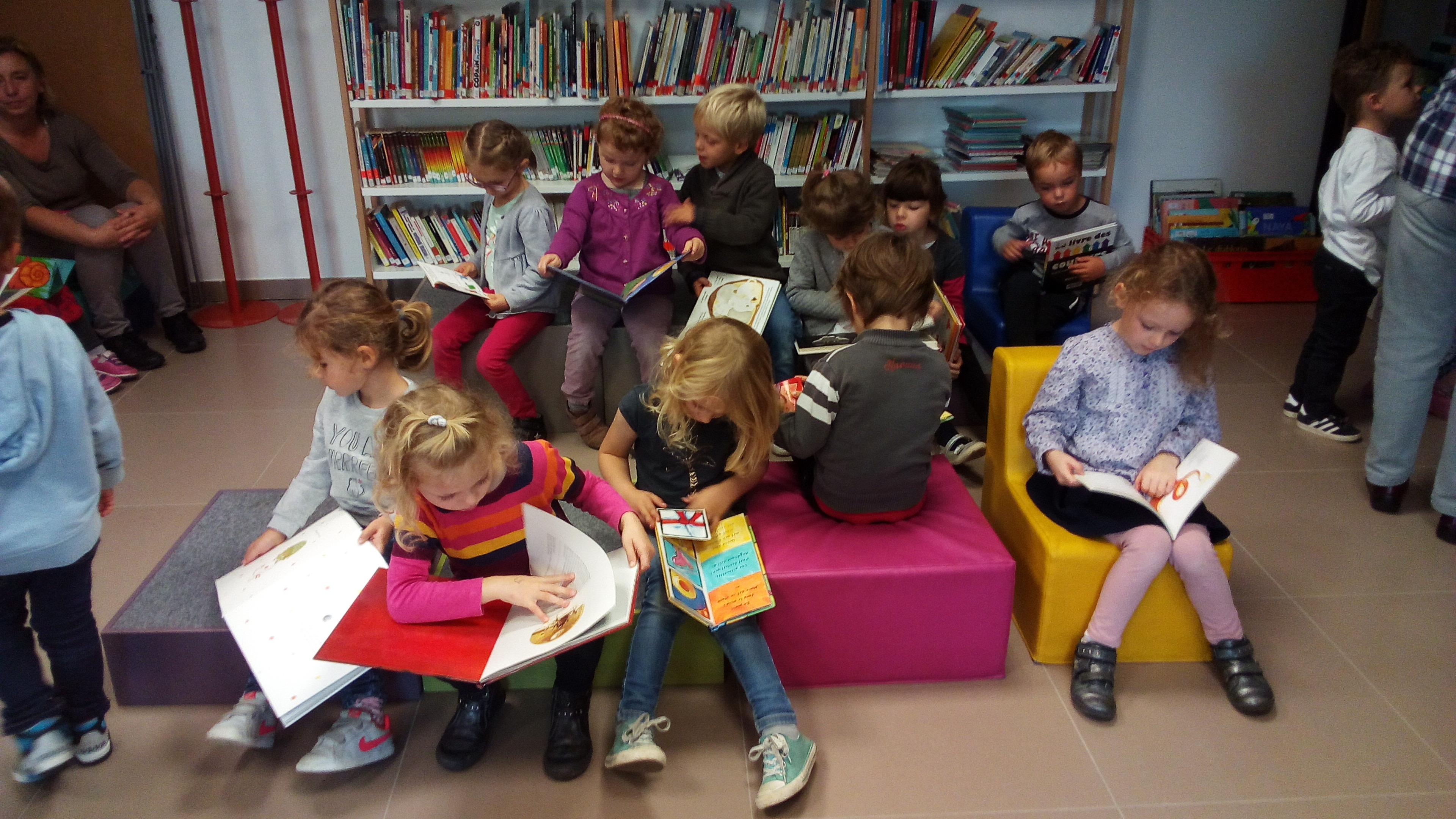 Bibliothèque (2)