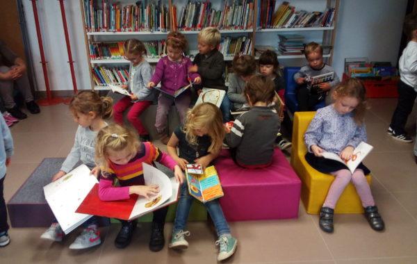 Nouveauté à la bibliothèque